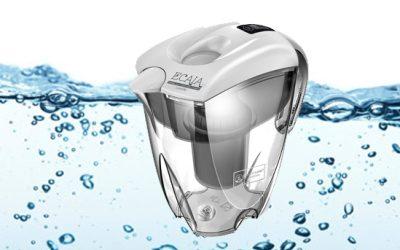 ECAIA carafe – Ionizzatore minerale di acqua
