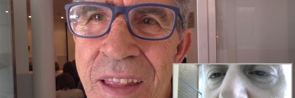 Antonio Diaco e la testimonianza di cosa mangiava e beveva durante la sua cura. Acqua alcalina ionizzata.